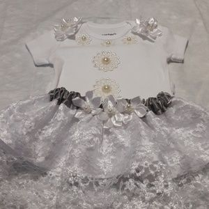 Baby girl to peace set